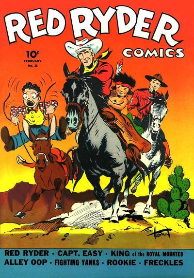 Red Ryder Comics Vol 1 11