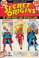 Secret Origins Vol 1 1