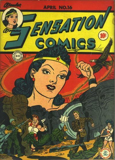 Sensation Comics Vol 1 16