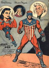 The Original Shield & Friends