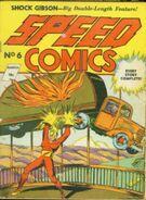 Speed Comics Vol 1 6
