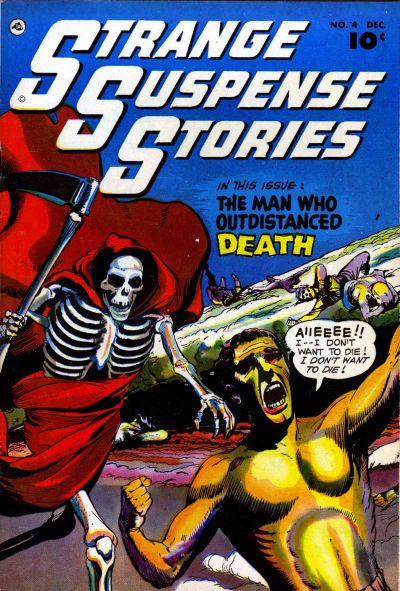 Strange Suspense Stories Vol 1 4