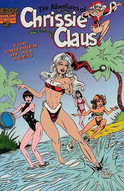 The Adventures of Chrissie Claus Vol 1 2