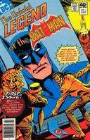 Untold Legend of the Batman Vol 1 1