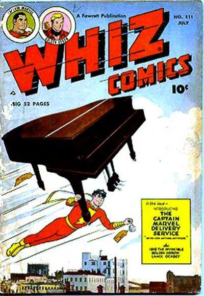 Whiz Comics Vol 1 111