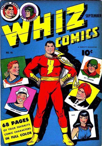 Whiz Comics Vol 1 46