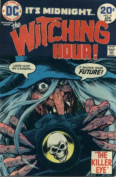 Witching Hour Vol 1 41