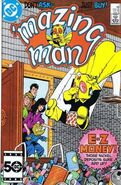'Mazing Man Vol 1 2