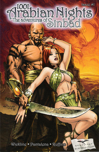 1001 Arabian Nights: The Adventures of Sinbad Vol 1 1