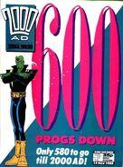 2000 AD Vol 1 600