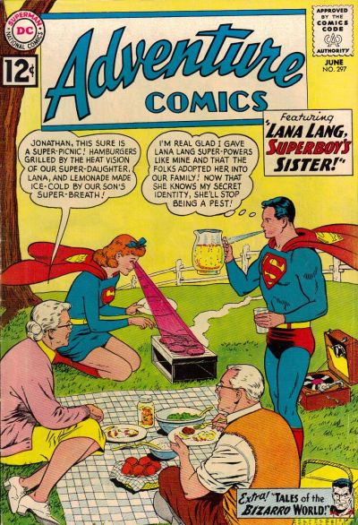 Adventure Comics Vol 1 297