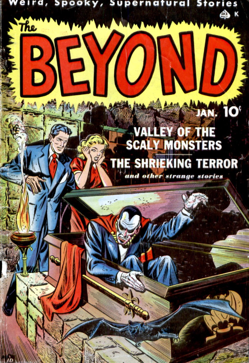 The Beyond Vol 1 2