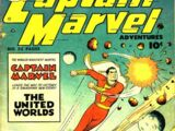 Captain Marvel Adventures Vol 1 98