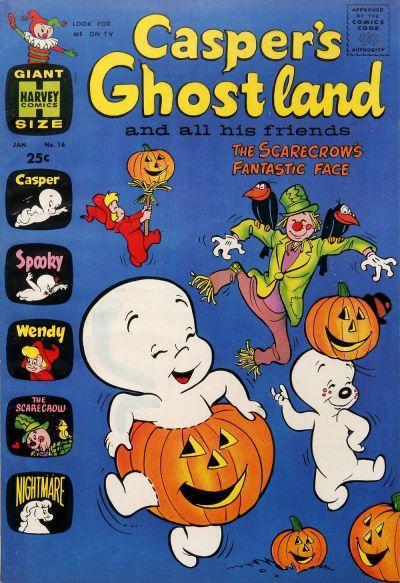 Casper's Ghostland Vol 1 16