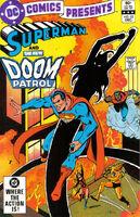 DC Comics Presents Vol 1 52