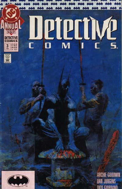 Detective Comics Annual Vol 1 3