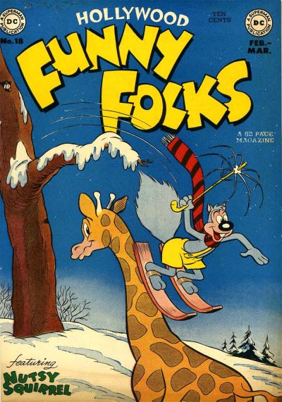 Funny Folks Vol 1 18