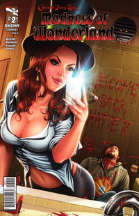 Grimm Fairy Tales Presents Madness of Wonderland Vol 1 2