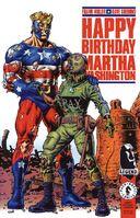 Happy Birthday, Martha Washington Vol 1 1