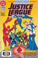 Justice League Europe Vol 1 37
