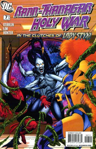 Rann-Thanagar: Holy War Vol 1 7