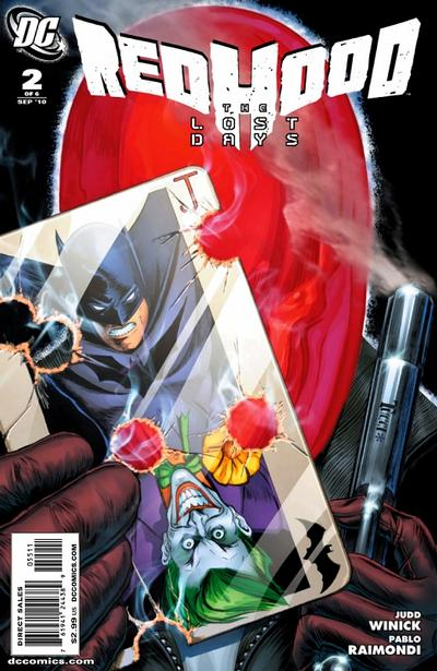 Red Hood: The Lost Days Vol 1 2