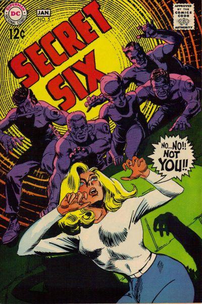 Secret Six Vol 1 5