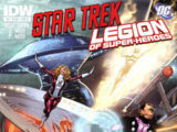 Star Trek/Legion of Super-Heroes Vol 1 4
