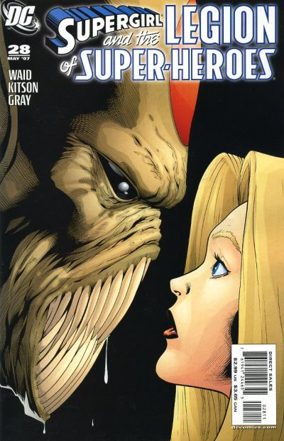 Supergirl and the Legion of Super-Heroes Vol 1 28