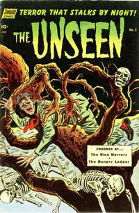 The Unseen Vol 1 5