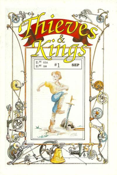 Thieves & Kings Vol 1 1