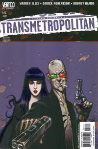 Transmetropolitan Vol 1 51