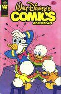 Walt Disney's Comics and Stories Vol 1 479