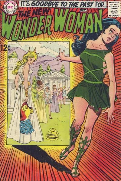 Wonder Woman Vol 1 179