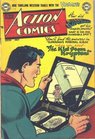 Action Comics Vol 1 158