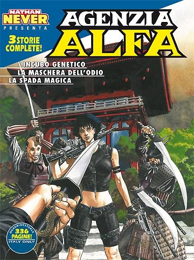 Agenzia Alfa Vol 1 27