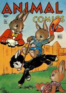 Animal Comics Vol 1 7