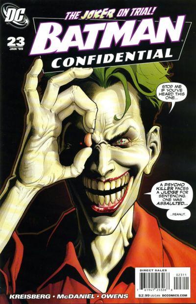 Batman Confidential Vol 1 23