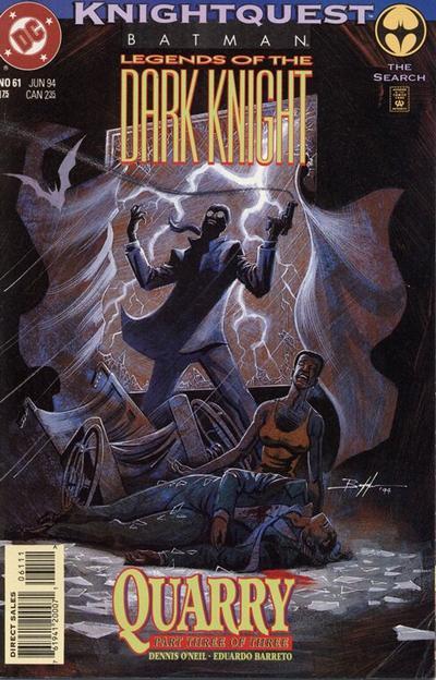 Batman: Legends of the Dark Knight Vol 1 61