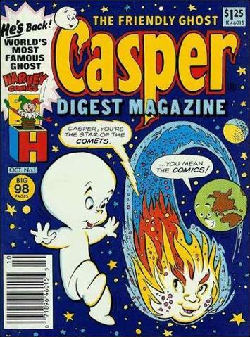 Casper Digest Magazine Vol 1 1