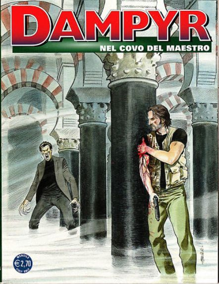 Dampyr Vol 1 124