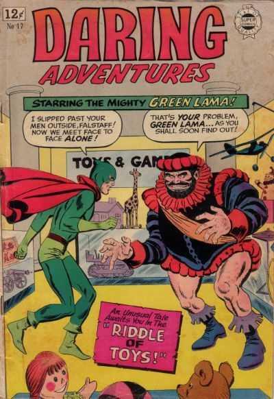 Daring Adventures Vol 1 17