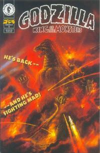 Godzilla Vol 2