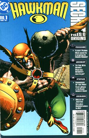 Hawkman Secret Files and Origins Vol 1 1.jpg