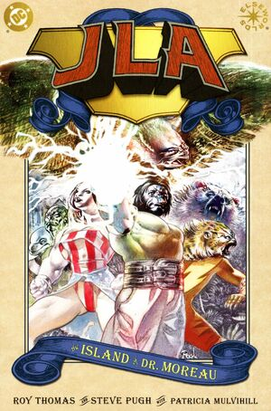 JLA Island of Dr. Moreau Vol 1 1.JPG