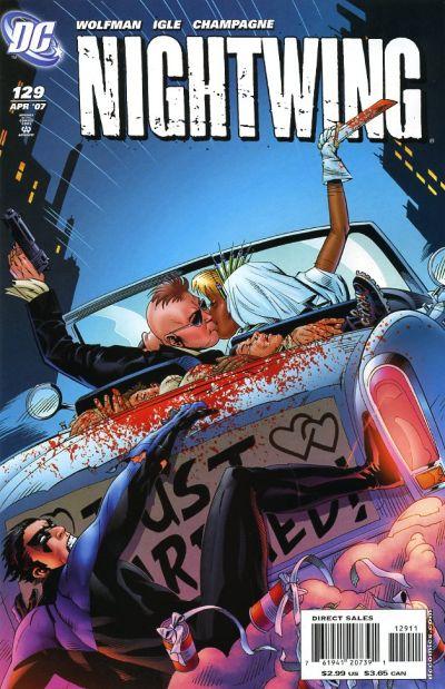 Nightwing Vol 2 129