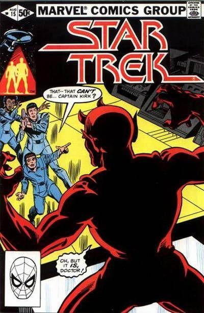 Star Trek (Marvel) Vol 1 15