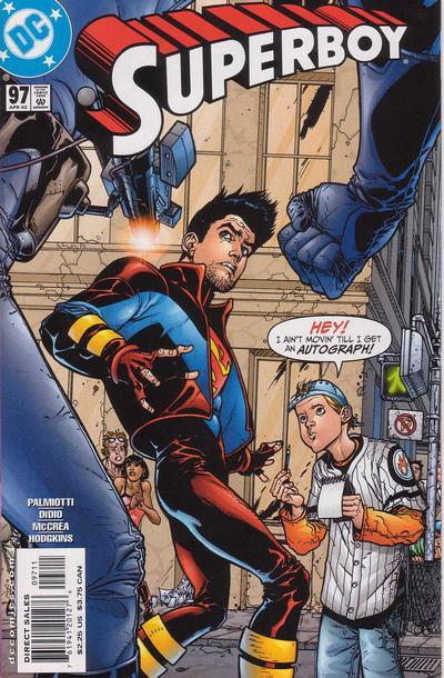 Superboy Vol 4 97