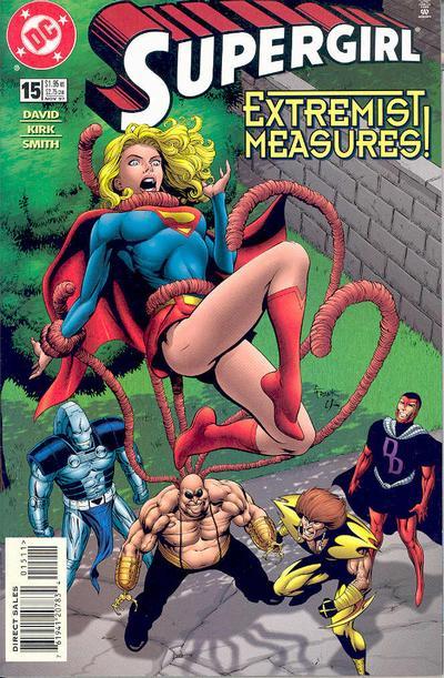 Supergirl Vol 4 15