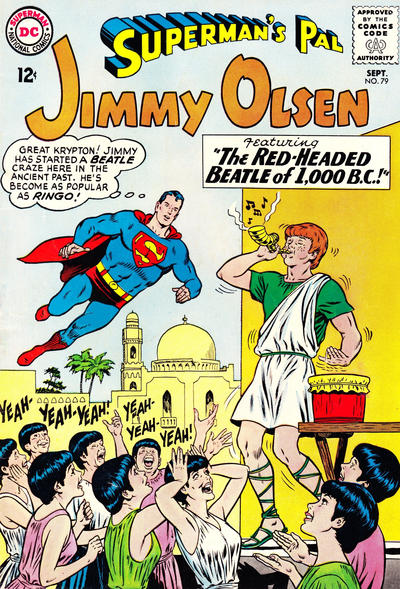 Superman's Pal, Jimmy Olsen Vol 1 79
